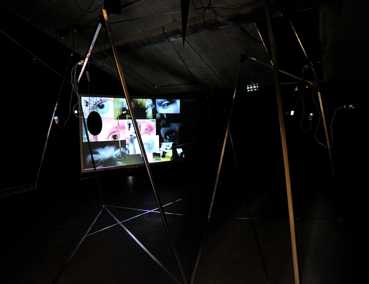 Constant Screen (2012) K.Beales (photo: Betty Borthwick)