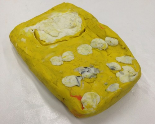 plasticine mobile phone