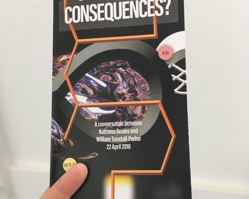 Unintended Consequences (2018) KBeales & WTunstall-Pedoe